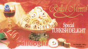 Special Turkish Delight Rolled Mixed  - Karisik Sarma Lokum