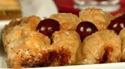 Small Tray of Visneli Baklava w/ Sour Cherries (1 Tepsi) - 27 Pcs