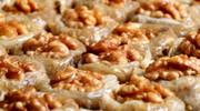 Ceviz Dolama, Round Baklava w/Walnuts