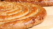 Tahinli Corek - Sweet pastry w/Tahini