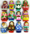 Matryoshka Magnets