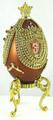 Golden Carousel - Musical Egg