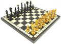 WS Wooden Chess set II