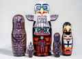 Totem Nesting Doll
