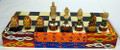 Matryoshka Girls-Boys Chess Set