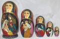 Nativity by Elena Sidorova
