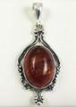 Classical Amber Pendant