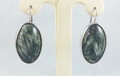 Seraphinite Dangle Earings
