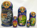 Seasons Matryoshka
