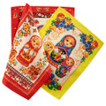 Matryoshka Kitchen Towel