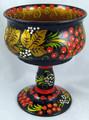 Khokhloma Candy Vase