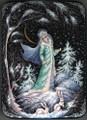 Snowmaiden by Lapshina