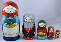 The Basket Matryoshka Doll