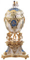 The Danish Palace Faberge Style Egg