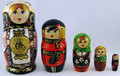 Matryoshka with Samovar