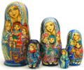 Christmas Angel Matryoshka