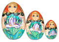 Iris Maiden 3pc Egg