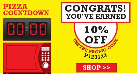 321Pizza Countdown