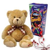 Taddy with Cadbury Fav