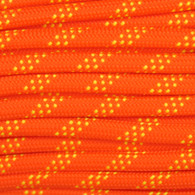 Closeout Neon Orange and Yellow Stripes