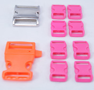 Pink Buckle Pack