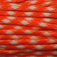 Creamsicle 550 Paracord Cord and Parachute Cord