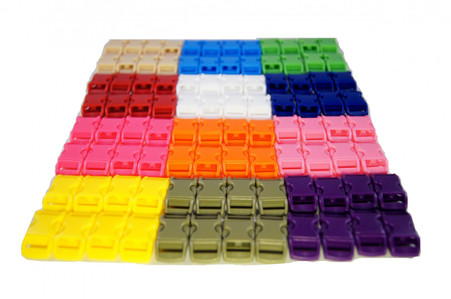 Color Paracord Buckles