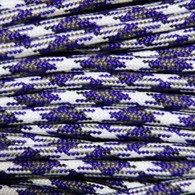 Purple Camo Polyester Paracord