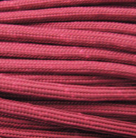 Burgundy 550 Paracord Cord and Parachute Cord