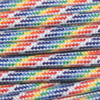 Rainbow Paracord