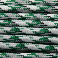 Green Camo Poly Paracord
