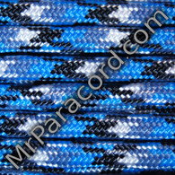 Blue Wave Paracord