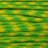 Day Glow 550 Paracord Cord and Parachute Cord 100FT