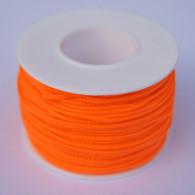 Neon Orange Micro Cord