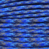 Denim 550 Paracord Cord and Parachute Cord