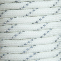 White Glow in the Dark and Reflective Paracord