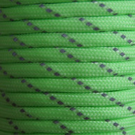 Green Glow in the Dark and Reflective Paracord