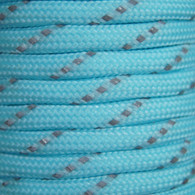 Blue Glow in the Dark and Reflective Paracord