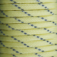 Yellow Glow in the Dark and Reflective Paracord