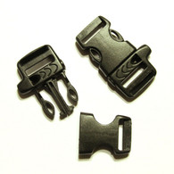 Paracord Whistle Buckle
