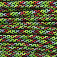 Zombie Toxicity 550 Paracord Cord and Parachute Cord