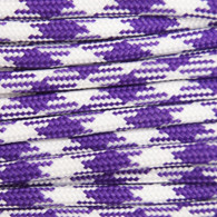 1000ft Orchid Purple and White Paracord Spool
