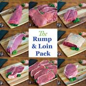 Beef: Rump & Loin Pack - DEPOSIT $200.00