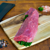 Beef: Long Fillet $65.99/kg