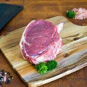 Beef: Rib Cutlet Dry Aged $40.99/kg