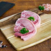 Pork: Loin Chops $37.23/kg