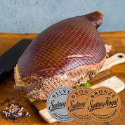 CHRISTMAS PRE-ORDER Pasture Fed Free Range Ham - Easy Carve Whole Leg