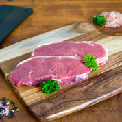 Beef: New York Steak $41.99/kg