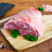 Pork: Shoulder Bone In - Half $22.23/kg