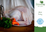 THANKSGIVING PRE-ORDER Free Range, Organic Turkey $24.99/kg
